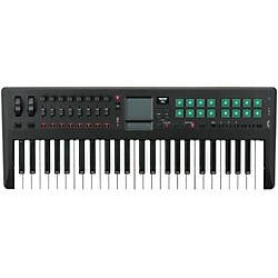 Korg Triton Taktile 49-Key Keyboard/Synth Controller with Triton Engine (TRTK49)