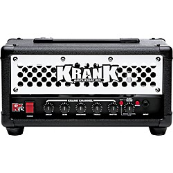 Krank Rev Jr Standard 20W Tube Guitar Amp Head (RJHDBKCH USED)