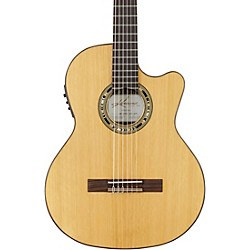 Kremona Cutaway Acoustic Electric Nylon Guitar (Verea)