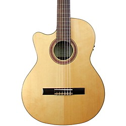 Kremona Left Hand Classical Electric Guitar (RONDO R65CW-LH)