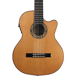 Kremona Left Hand Classical Electric Guitar (FIESTA F65CW-LH)