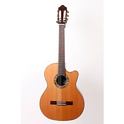 Kremona Verea Cutaway Acoustic-Electric Nylon Guitar (USED005001 Verea No Case)