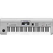 Korg Krome 61 Limited Edition Platinum Keyboard Workstation