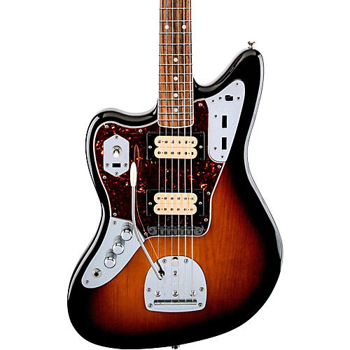 Fender Kurt Cobain Jaguar NOS Left-Handed Electric Guitar-thumbnail
