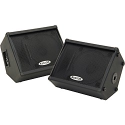 Kustom KPC15MP Powered Speaker Pair (KPC15MPPair)