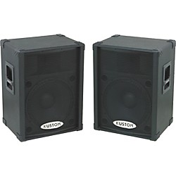 Kustom KPC15P Powered Speaker Pair (KPC15PPair)