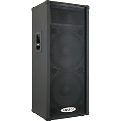 "Kustom KPC215P Dual 15"" Powered PA Speaker (USED004000 KPC215P)"