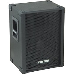 "Kustom PA KPC12 12"" PA Speaker Cabinet with Horn (USED004000 KPC12)"