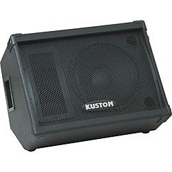 "Kustom PA KPC12M 12"" Monitor Speaker Cabinet with Horn (KPC12M USED)"