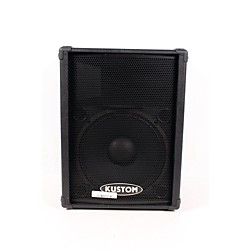 "Kustom PA KPC15 15"" PA Speaker Cabinet with Horn (USED005233 KPC15)"