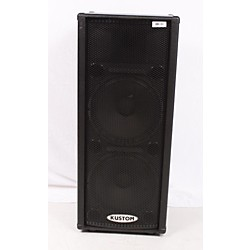 "Kustom PA KPC215P Dual 15"" Powered PA Speaker (USED005048 KPC215P)"