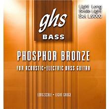 GHS L9000 Acoustic Bass Strings