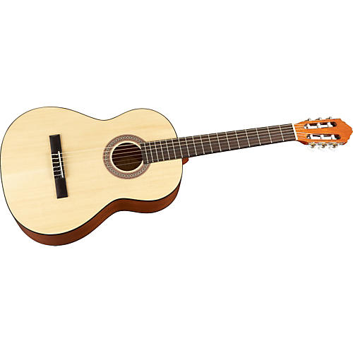 Lucero LC100S Solid-Top Classical Acoustic Guitar-thumbnail