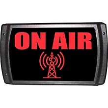 "American Recorder Technologies LED ""ON AIR"" Sign - Red"