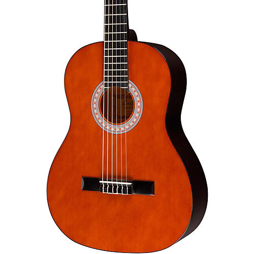 Johnson LG-520 Acoustic Guitar Spruce, White Wood