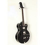 The Loar LH-1280-CBK Hollowbody Electric Guitar