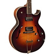 The Loar LH-280-C Archtop Hollowbody Electric Guitar