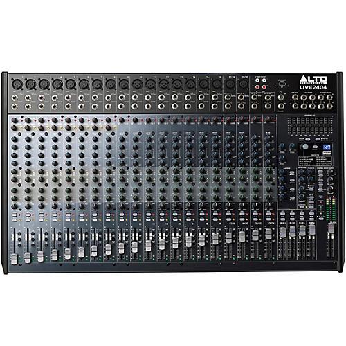 Alto LIVE 2404 24-Channel 4-Bus Mixer-thumbnail