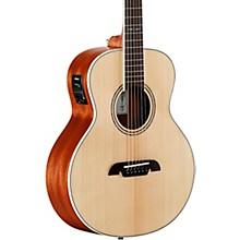 Alvarez LJ2E Travel Acoustic-Electric Guitar