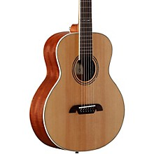 Alvarez LJ60 Little Jumbo Travel Acoustic Guitar