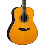 Yamaha LL-TA Transacoustic Jumbo Concert Acoustic-Electric Guitar