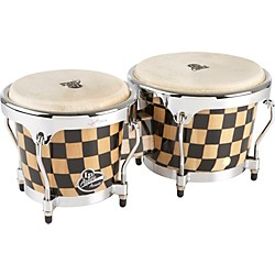 LP Aspire Accents Series Bongos (LPA601-CHKC)
