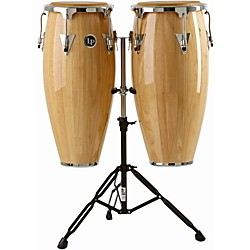 LP Aspire Conga Set with Free Bongos (LPA646K-AWC)