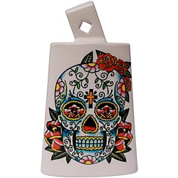 LP Collectabells Cowbell - Sugar Skull (LP204C-SS)