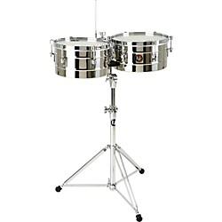 LP Tito Puente Series Timbale Set (LP255-S)