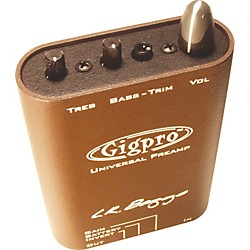 LR Baggs Gigpro Acoustic Guitar Preamp (GIG PRO)