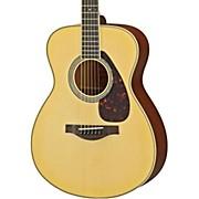Yamaha LS6M L Series Mahogany/Spruce Concert Acoustic-Electric Guitar
