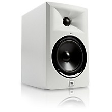 "JBL LSR305-WH 5"" Powered Studio Monitor - Limited Edition White"
