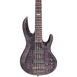 LTD B-208FM 8-String Bass with Flamed Maple Top (LB208FM/STBLK)