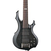 ESP LTD F-415FM Flame Maple 5-String Electric Bass Guitar