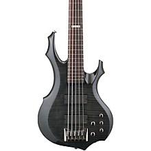ESP LTD F-415FM Flame Maple 5-String Electric Bass Guitar