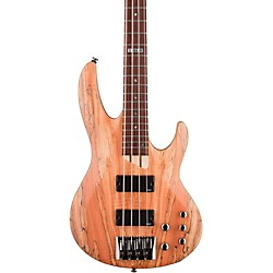 LTD LTD B-204SM Electric Bass Guitar (LB204SMNS)