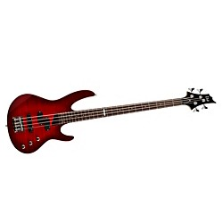 LTD LTD B-50 Bass Guitar (LB50FMSTRSB)