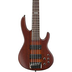 LTD LTD D-5 5-String Bass Guitar (D-5 NS)