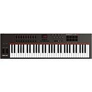 Nektar LX61 61‑Key USB MIDI Controller Keyboard