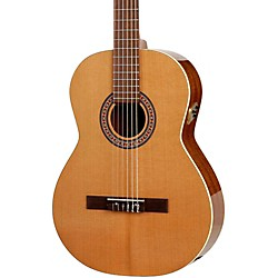 La Patrie Concert QI Left-Handed Acoustic-Electric Classical Guitar (456)