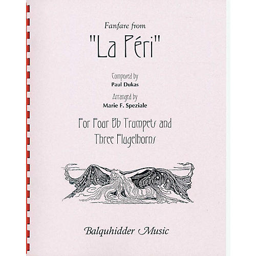 Carl Fischer La Peri, Fanfare from Book