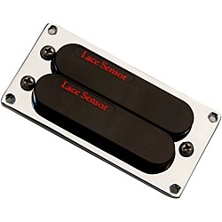 Lace Sensor Red-Red Dually T-Plus Humbucker Guitar Pickup (20136)