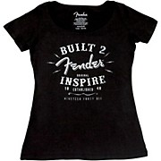 Fender Ladies Inspire T-Shirt