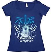 Fender Ladies Sound T-Shirt