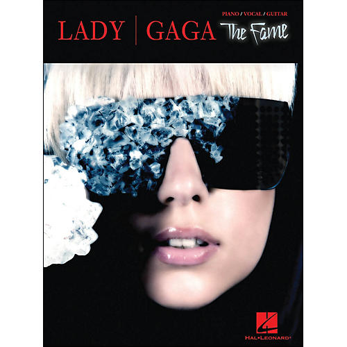 Hal Leonard Lady Gaga The Fame arranged for piano, vocal, and guitar (P/V/G)-thumbnail