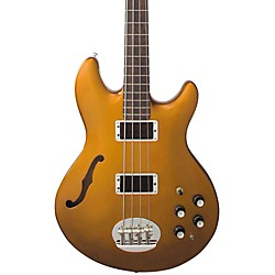 Lakland Skyline Fretless Hollowbody Bass (SHB RLF GL)
