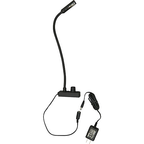 Littlite Lamp with Base and Dimmer 12 in.