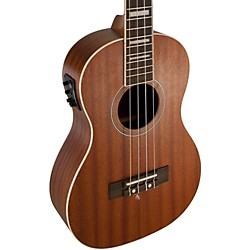 Lanikai Baritone All-Mahogany Acoustic-Electric Ukulele with USB (LMU-B)