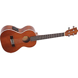 Lanikai LU-21TE Tenor Acoustic Electric Ukulele (LU-21TE)