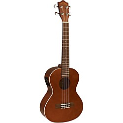Lanikai LU Series LU-21TEK Tenor Acoustic-Electric Ukulele with Fishman Kula Electronics (USED004000 LU-21TEK)
